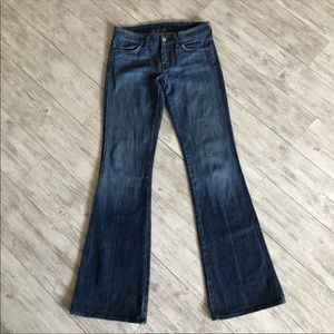 7 for All Mankind Boot cut A pocket jeans